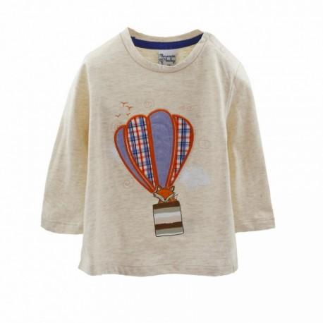 TMBB-BBI05016 Newness ropa infantiil al por mayor Camiseta