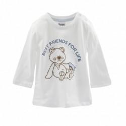 TMBB-BBI05024 Newness ropa infantiil al por mayor Camiseta