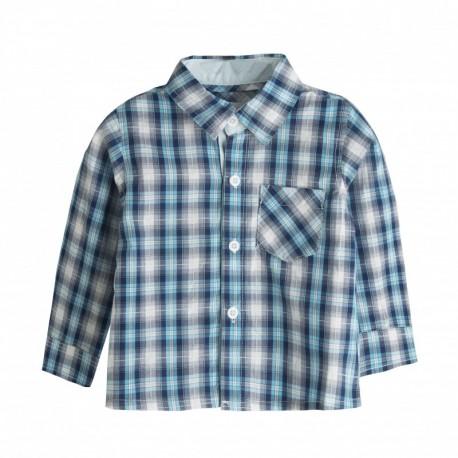 TMBB-BBI06010 Newness ropa infantiil al por mayor Camisa de