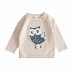 Jersey tricot buho verde