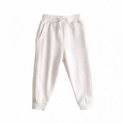 Pantalon deportivo fleece brushed color liso