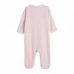 Pijama terciopelo nubes