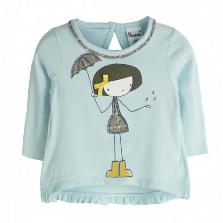 TMBB-BGI06540 Newness ropa infantiil al por mayor Camiseta