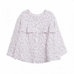 Camisa estampada de flores