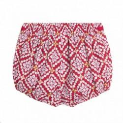 Pantalon corto cuadros