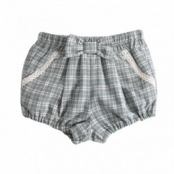 Short con bolsillo bordado - Newness - BGI97537