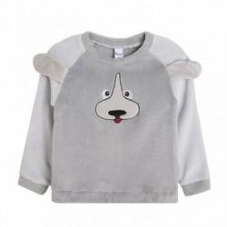 Pijama terciopelo oso - Newness - JBI78297