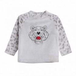 Pijama terciopelo tigre