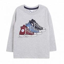 Camiseta zapatos