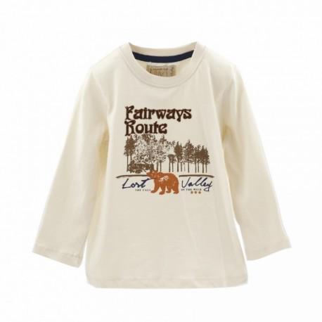 TMBB-JBI05229 Newness ropa infantiil al por mayor Camiseta