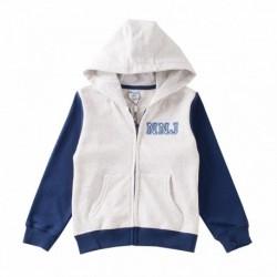 Conjunto de chandal fleece brushed college algodón 100% - Newness - JBI67259