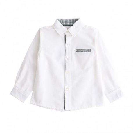 TMBB-JBI97226-NO venta de ropa infantil al por mayor Camisa