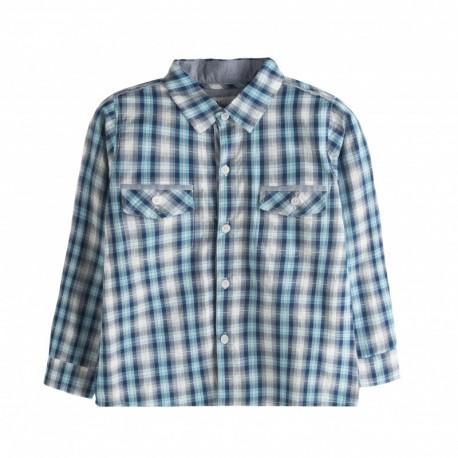 TMBB-JBI06274-NO venta de ropa infantil al por mayor Camisa de