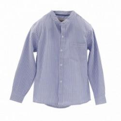 Camisa cuello mao de rayas