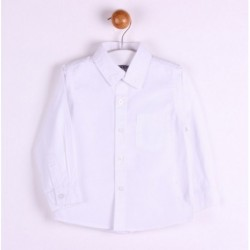 Camisa lisa popelín - Newness - JBI04215