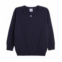 Jersey liso cuello poco - Newness - JBI88322