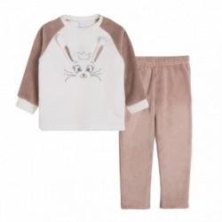 Pijama manta conejo