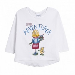 Camiseta little adventurer