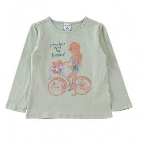 TMBB-JGI67775 mayoristas de moda infantil Camiseta chica en
