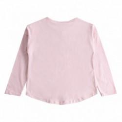 Camiseta gato con lazo cuadros algodón 100% - Newness - JGI67786