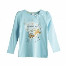 Camiseta selva winterland