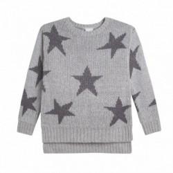 Jersey doble capa estrellas