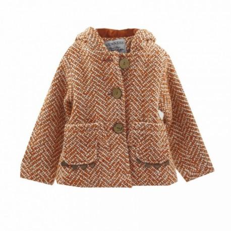 TMBB-JGI05720-NO Newness ropa infantiil al por mayor Abrigo -