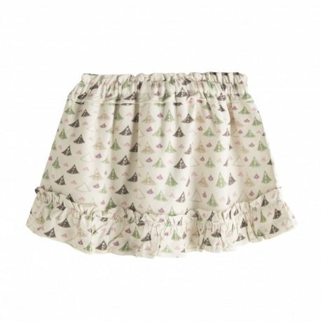 TMBB-JGI06722 venta al por mayor de ropa infantil Falda de