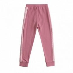 Pantalon deportivo con lentejueras laderales