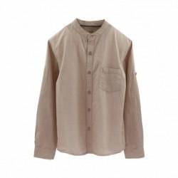 Camisa cuello mao oxford - Newness - KBI05415