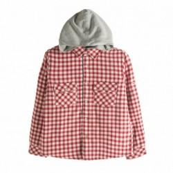 Camisa manga larga popelin con forro
