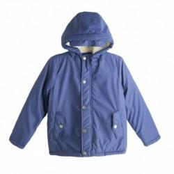 Abrigo gabardina forrada de lana gorda - Newness - KBI06411
