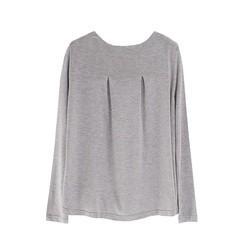 Sudadera foro tela en celeste algodón 100% - Newness - KGI67931
