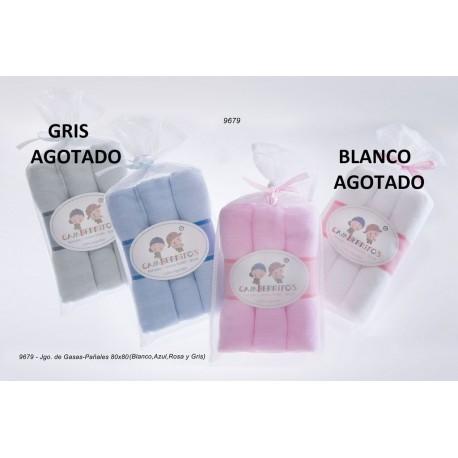 GBV-9679 gamberritos al por mayor Juego Pañales-Gasas 80x80 -