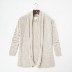 Cardigan punto - Newness - KGI-18WP-B8022