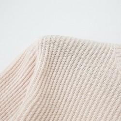 Jersey con cordones