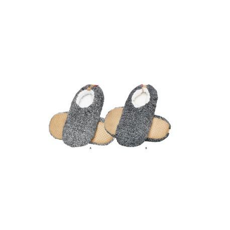 Zapatillas descanso interior suave