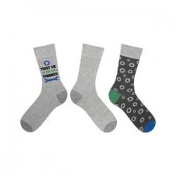 Pack 2 calcetines niña