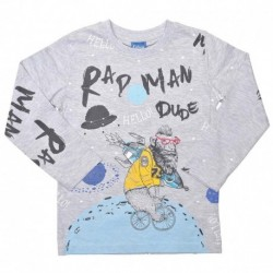 CAMISETA RAD MAN