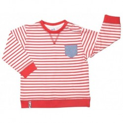 CAMISETA M/L STRIPES