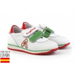 Deportivas cierre velcro - Angelitos - ANGI-903