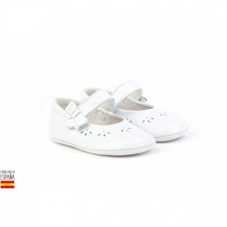 ANGI-242 mayorista de calzado infantil Zapatito suela blanda