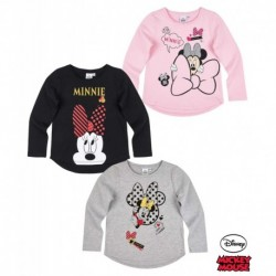 Disney Minnie Camiseta manga larga