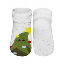Calcetines bebé Arbol Navidad