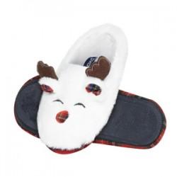 Zapatillas descanso niña Mouse