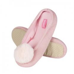 zapatillas descanso tipo bailarina