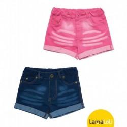 LamaLoLi Pantalones cortos