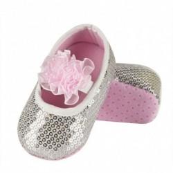 Bailarinas bebé con abs - Soxo - SXV-37663 calazado infantil al