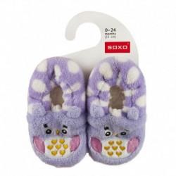 Zapatillas bebé tundosadas animales - Soxo - SXV-69821