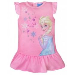Vestido y diadema 100% algodón MINNIE Bebe niña